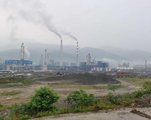 化工厂法兰管件应用