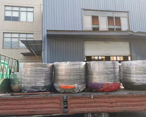 起重机工厂法兰管件应用