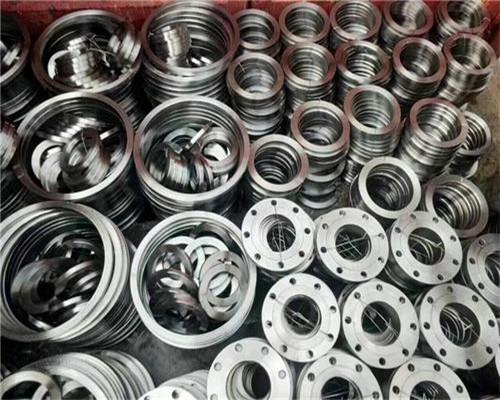 重庆法兰管件中的平焊法兰是一种盘的部分
